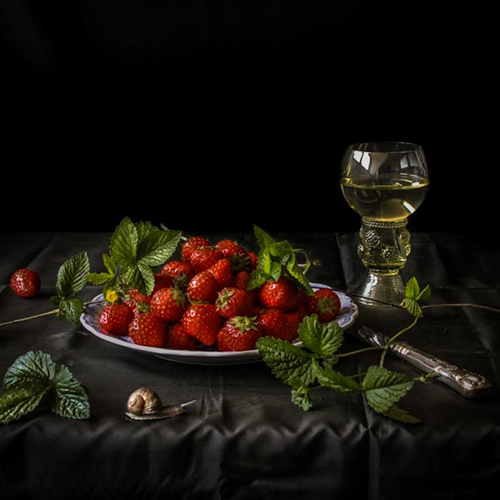 Strawberries small copyright Natascha Boudewijn Greendelicious 2017